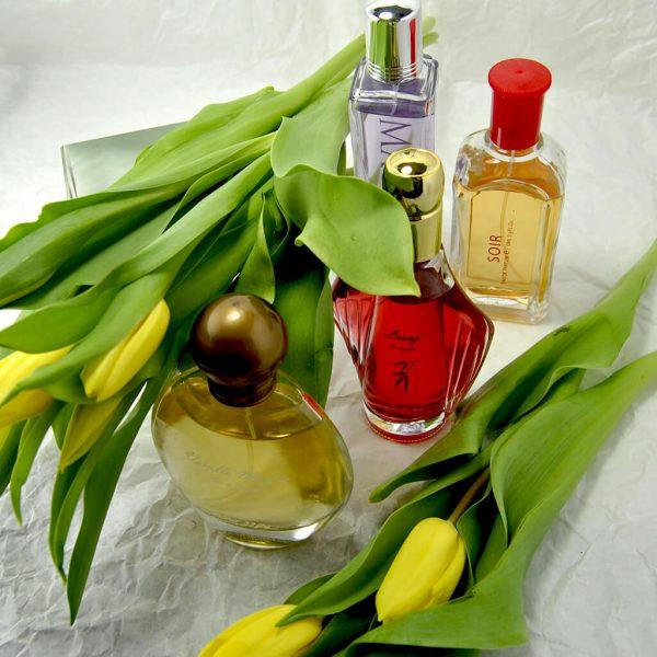 perfumy damskie owocowo-kwiatowe