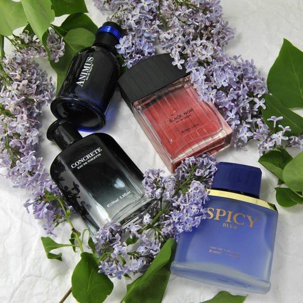 piżmowy zapach dla mężczyzn