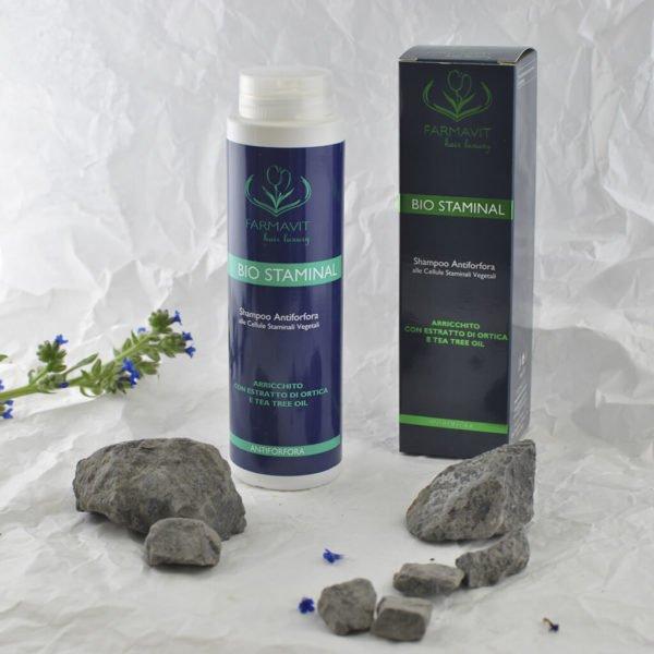 szampon przeciwłupieżowy z komórkami macierzystymi
