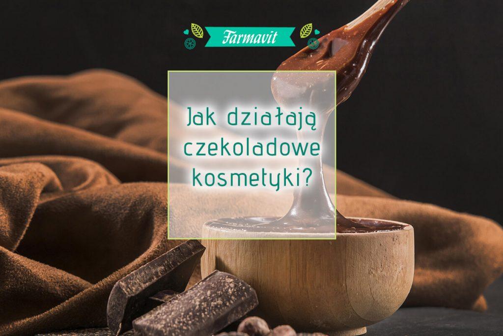 kosmetyczne właściwości czekolady