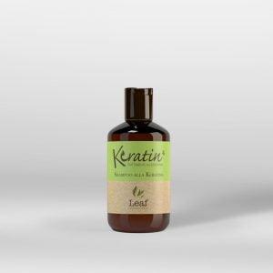 szampon z keratyną do włosów zniszcoznych
