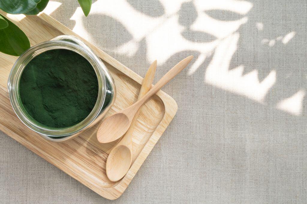 Spirulina - działanie alg słodkowodnych